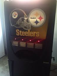 Skybox Vending Machine Inserts Extraordinary Steelers SkyBox Personal Vending Machine For Sale In Sugarloaf PA