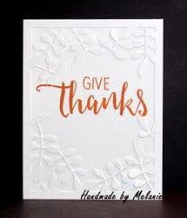 home made thanksgiving cards thanksgiving homemade cards rubber stamp art paper crafts