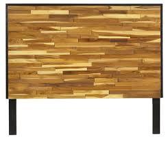 headboard modern wood headboards