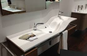trough sink vanity two faucet bathroom sink medium size trough sink vanity two faucet marble concrete native mirror faucet inch commercial