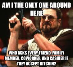 Whatever happens, it is vital to see the bright side of trouble. Cryptocurrency Memes Posts Facebook