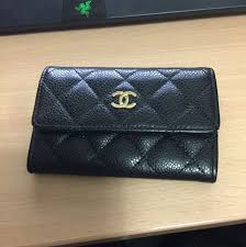 chanel card holder. chanel card holder (fast deal today)