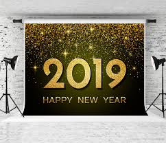 New Year Backdrops 2019 Dream 7x5ft 2019 Happy New Years Eve Photography Backdrop