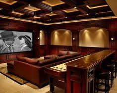 Marvellous Irish Pub Decorating Ideas With Vintage And Classic Touch :  Traditional Media Room Century Irish Pub Bar And Theater Marble Countertops  And Bar ...