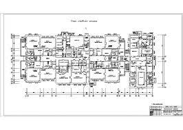 Дипломный проект ПГС детский сад на мест с плавательным бассейном 3 План первого этажа