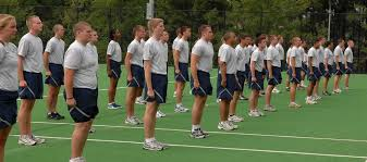Rumor Air Force To Follow Navy Example Grant Fitness