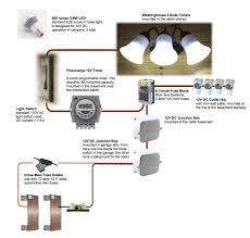 track lighting without wiring. Wiring Diagram Track Lighting New 12v Led Lights Observations Without L