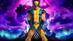 Fortnite Wolverine Marvel 4K Wallpaper ...