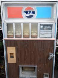 Rockola Vending Machine Gorgeous VINTAGE ROCKOLA PEPSI Soda Can Vending Machine 4848 PicClick