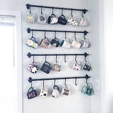 coffee cup holder for wall things that make me happy my mug collection apartments coffee and coffee cup holder for wall