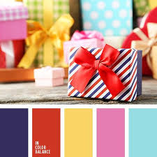 Christmas palette mood inspiration. For holidays and fun. You can use color  for decorating