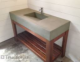 concrete bathroom sink diy concrete bathroom sink diy pictures bathroom