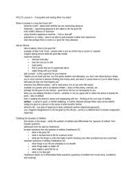 phlh lecture notes phlh lecture lecture  phl275h1 lecture 5 lecture 5 heathwood
