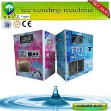 Ice Vending Machine Cost Inspiration HYBI48 China Ice Vending Machines Cost With Quick Ice Mini
