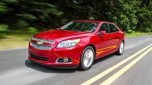 2013 Chevrolet Malibu drive review | Autoweek