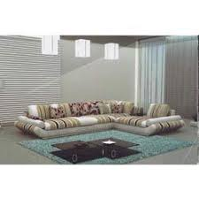 Printed Fabric Sofa Set Printed Fabric Sofas R84