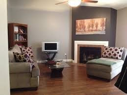 What To Paint My Living Room This Is My Finished Living Room Paint Job I Love The Cozy Modern