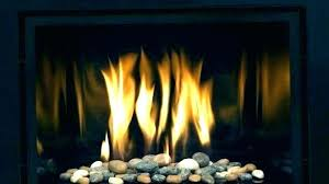 modern open gas fireplace glass cleaner menards no