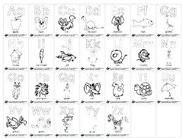 Alphabet Coloring Worksheets Mtkguideme