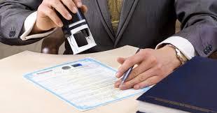 Resultado de imagen para Se acaba el monopolio del papel notarial