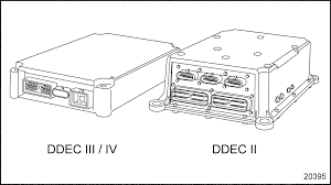 ddec ii electronic control module series 60 workshop manuals Detroit Ddec 2 Ecm Wiring Diagram it is mounted on the left side of the engine block the ddec ii DDEC 2 ECM Wiring Diagram 92