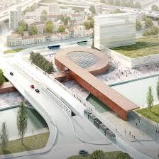 Train Terminal Design Railway Station Architecture And Design Dezeen