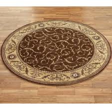 6 foot round rugs designs