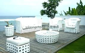 patio white outdoor patio furniture brilliant wood glen isle luxury or 4 piece aluminum for