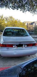 2001 Toyota Camry V6 XLE/ Used Toyota Camry Cars in Irving - AD ...