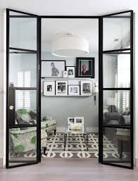 wedding photo frames on wall living room contemporary with glasetal doors glass panel doors