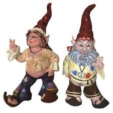 janice flower child hippie gnome