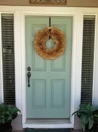 Wythe Blue Sherwin Williams Beige House Front Door Paint Color Schemes Blue Is Calming