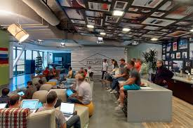 image of google office. Breakout Space\u2026 Image Of Google Office Officelovin