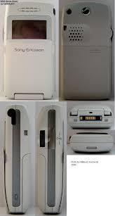 Sony Ericsson Z700 Prototype Video ...