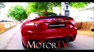 2018 maserati mc stradale. perfect maserati 2018 maserati granturismo mc l 2017 goodwood festival of speed run amazing  sound and maserati mc stradale