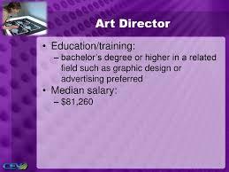 Fashion Designer Median Salary Visual Arts Ppt Download
