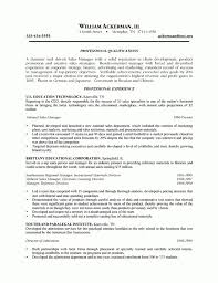 Outside Sales Resume Template New Resume Example Sample Regarding Outside Sales Resume Template