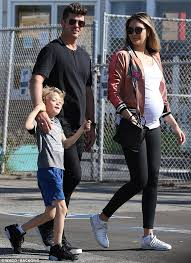 robin thicke and paula patton young love.  Paula Supporting His Little One On Saturday Robin Thicke 40 Was Seen With In Thicke And Paula Patton Young Love E