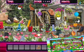 Would this list be complete without at least one hidden object game? Amazon Com Hidden Object Spring Gardens Objects Time Easter Puzzle Differences Search Game Appstore For Android
