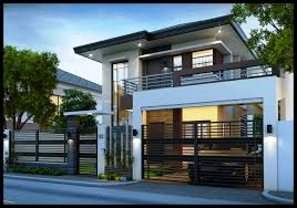 Download Two Storey Modern House Designs  HomecrackcomTwo Storey Modern House Designs
