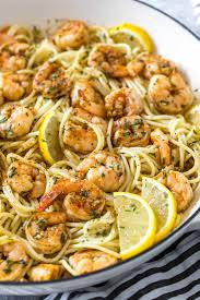 Old Bay Shrimp Scampi Pasta Recipe ...
