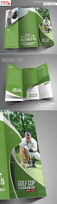 Golf Brochure Graphics, Designs & Templates From Graphicriver