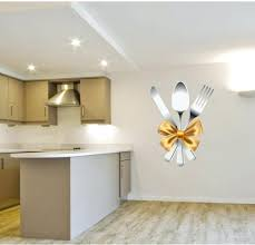 fork knife spoon wall art silver cutlery knife fork spoon gold ribbon fork and spoon canvas fork knife spoon wall art  on giant knife fork and spoon wall art with fork knife spoon wall art fork and spoon wall art fork and spoon