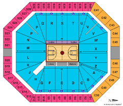 Dreamstyle Arena Seating Charts For All 2019 Events