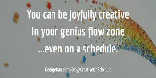 George Kao's Blog Authentic Marketing Joyful Productivity Enchanting My Lifeline Became My Deadline Quptes