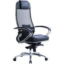 Купить <b>Кресло компьютерное Метта Samurai</b> SL-1 Black (531528 ...