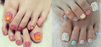Toe Nail Art Designs 20 Easy Simple Toe Nail Art Designs Ideas Trends 2014 For