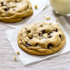 The Best Soft Chocolate Chip Cookies Pinch Of Yum