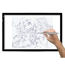 Super Thin Light Box A2 Huion 26 8 Inches Graphic Drawing Tablet Super Thin Led