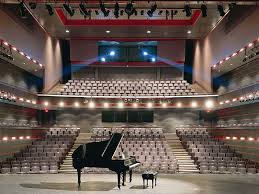 Lizzie Jonathan Tisch Stage At Victoria Theater Njpac